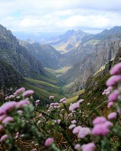 What A Wonderful World, Wonderful Places, Beautiful Places, Cape Town South Africa, Best Hikes, Wonders Of The World, Illustration, Scenery, Hiking