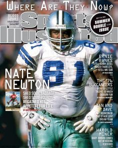 Sports Illustrated 7/7/14                          Nate Newton