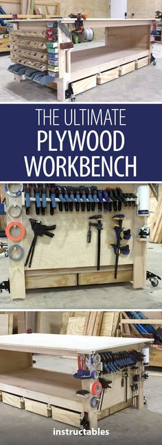 952 Best Diy Workshop Projects Images In 2019 Woodworking