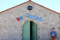 Wyspa Rodos : Muzeum Zabawek, nie tylko dla maluchów