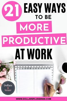 Do you ever finish your day feeling like you weren't able to accomplish everything on your To-Do List? I understand, being productive and managing your time can be very difficult.   In order to get more done without burning out, you need to work smarter -not harder. You need to structure your time more effectively and make a daily plan.  Not every day will be a perfect day. But if you follow some of the tips in this article, you will find yourself being more productive at work without burnout. Retirement Advice, Saving For Retirement, Early Retirement, Earn Money From Home, Earn Money Online, How To Make Money, Best Online Jobs, Financial Organization, Multiple Streams Of Income