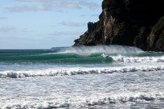 Surfing Whangaroa Bay Northland New Zealand Surfs Up, Niagara Falls, New Zealand, Waterfall, Surfing, Waves, Nature, Outdoor, Outdoors