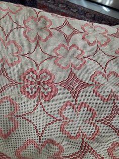 Cross Stitch Designs, Cross Stitch Patterns, Crochet Patterns, Cross Stitching, Cross Stitch Embroidery, Tandoori Masala, Buy Edibles Online, Palestinian Embroidery, Vintage Embroidery