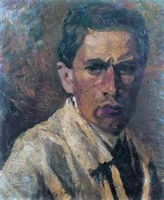 Mario Sironi, Autoritratto, 1909-10 – collezione privata