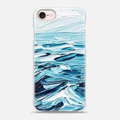 iPhone 7 Case Waves Crashing