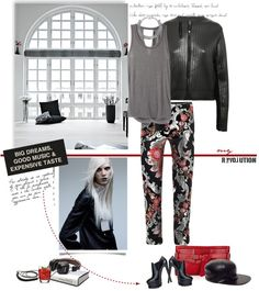 """Life Revolution /10.2012"" by jelena-m-s ❤ liked on Polyvore"