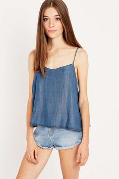 BDG – Chambray-Camisole