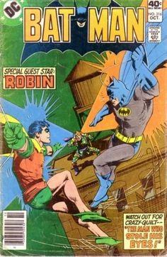Batman Vol 1 #316  October, 1979