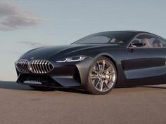 En marge de sa présentation à la Villa d'Este ce week-end, la BMW Série 8 Concept fait ses débuts virtuels et détaille son look qui sera transposé sur un modèle de série l'année prochaine.