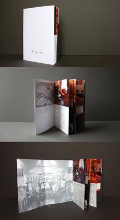 Brochure Designs: 25 Corporate Design For Inspiration 7