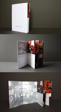 Brochure Designs: 25 Corporate Design For Inspiration 7