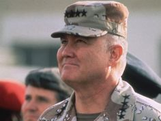 Gen. Norman Schwarzkopf  Jr.           1934-2012  From his decorated service in Vietnam to the historic liberation of Kuwait and his leadership of United States Central Command, General Schwarzkopf stood tall for the country and Army he loved