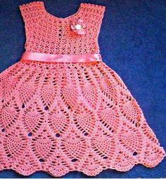 Dress Crochet Yarn For Girls S Crochet Patterns Crochet Crochet