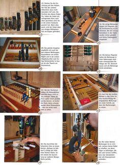 Hanging Tool Cabinet Plans - Workshop Solutions