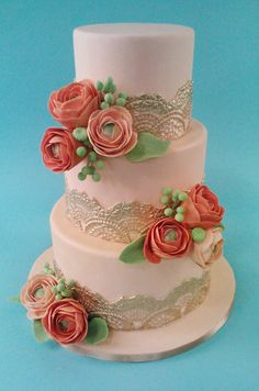 By Papillion Couture Cakes