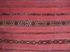 """Tekke chuval, it is in great condition. One of the nicest samples of its type. It handles very soft. Size: 32"""" x 52"""" (81cm x 133cm)"""