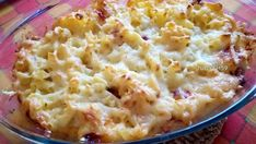 Meat Recipes, Pasta Recipes, Dessert Cake Recipes, Macaroni And Cheese, Main Dishes, Food Porn, Food And Drink, Healthy Eating, Yummy Food