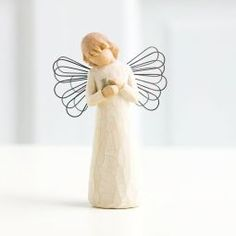 Willow Tree®️️ Angel of Healing from the Official AngelTreeStore.com