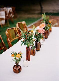 Simple wedding decor | Wedding & Party Ideas | 100 Layer Cake