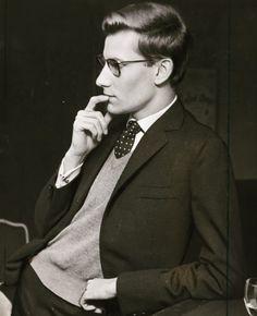 Yves Saint Laurent 1959