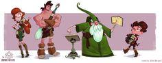 The Mythos Society by Jtown67.deviantart.com on @DeviantArt