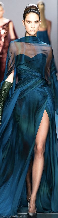 Georges Chakra Haute Couture | F/W 2014-15