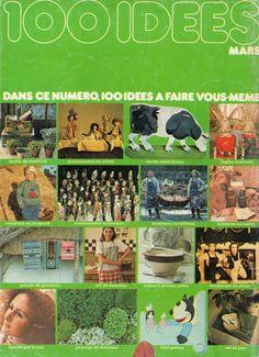Tricots et cuisine de 100 Idées: 100 Idées de 1977
