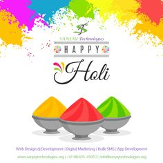 Sanjay Technologies is the best Web Development Company in Chennai, India. Offers all kinds of web services like CRM, Web Design Services India, SEO Services India, Web & Mobile Application Development India. Happy Holi Quotes, Happy Holi Images, Holi Wishes, Indian Architecture, Web Design Services, Best Web Design, Embroidered Blouse, India Beauty, Design Development