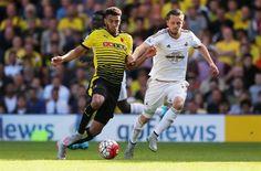 Watford v Swansea City 1-0 loss