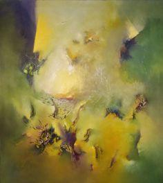 """""""La simplicidad de la existencia"""" - Gabriela Winicki - Oleo sobre tela - 90 x 80 cm www.esencialismo.com"""