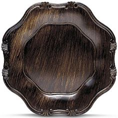 Baroque Set of 4 Chargers Plates - jcpenney