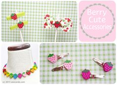 Making Awesome Accessories with beads by Sew Can Do