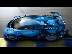 Making of the Bugatti Vision Gran Turismo - YouTube