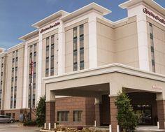 Hampton Inn & Suites Nashville-Airport, TN - Exterior