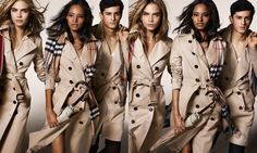 #CaraDelevingne is featured in #Burberry's Fall 2014 campaign, watch her on Well Dunn.
