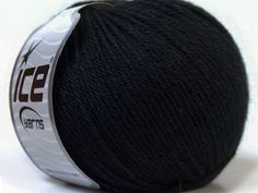SIGN UP NEWSLETTER FEEDBACK ABOUT US This listing is for: 4 Balls (200 gr - 7.054 oz.)CASHMERE SILK Hand Knitting Yarn Black Item Information Brand : ICECategory : Cashmere SilkClick here for other available colors of Cashmere SilkLot # : Fnt2-30780Main Color : BlackColor : Black Fiber Content : 20% Cashmere, 50% Silk, 30% Merino WoolNeedle Size : 4 mm / US 6Yarn Weight Group : 3 Light: DK, Light, WorstedQuantity: 4 ballsBall Weight : 50 gr. (1.7635 oz.)Ball Length : 125 m. (136.7 yards )…