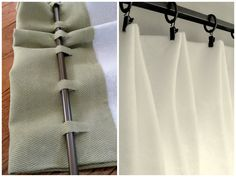 Best 25 No Sew Curtains Ideas On Pinterest Roman No