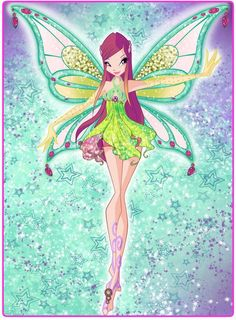 The Winx Club Fan Art: Roxy ~ Enchantix