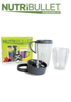 Nutribullet Accessories Kit