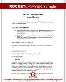 1000 images about last will and testament on pinterest for Last will and testament free template maryland