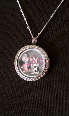sweet baby girl... Origami Owl Living Locket www.lisaemminger.origamiowl.com