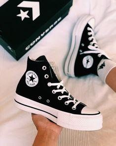 Mode Converse, Converse Shoes, Shoes Sneakers, Converse Tumblr, Sneakers Mode, Sneaker Outfits, Souliers Nike, Sneakers Fashion, Fashion Shoes
