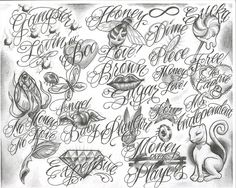 chicano girls tattoos zimg chicanos drawings chicano tattoo font ... / ¡ta-¡ta p!cs