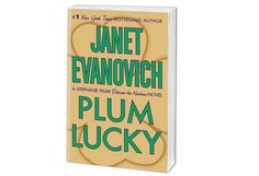 """Looking to get lucky?    Stephanie Plum is back """"between-the-numbers"""" and she's looking to get lucky in an Atlantic City hotel room, in a Winnebago and with a brown-eyed stud who has stolen her heart."""
