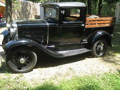 Ford : Model A PICK UP 1930 FORD MODEL A TRUCK - http://www.legendaryfinds.com/ford-model-a-pick-up-1930-ford-model-a-truck-3/