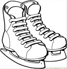 Chicago Blackhawks coloring pages Easy Coloring Pages, Disney Coloring Pages, Printable Coloring Pages, Coloring Sheets, Hockey Birthday, Hockey Party, Winter Fun, Winter Sports, Winter Craft