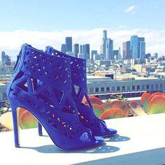 Brian Atwood sky high heels!