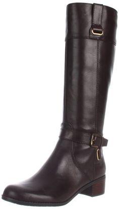 Bandolino Women's Cazadora Riding Boot: Shoes