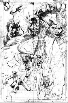 59 Ideas for drawing pencil joker jim lee Jim Lee Batman, Batman Vs, Comic Book Artists, Comic Artist, Comic Books Art, Disney Drawings, Cool Drawings, Marvel Dc, Captain Marvel