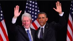 President Obama And Bill Clinton Put Republicans To Shame With Twitter Takeover